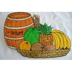 Gd Fruitier Tonneau SR